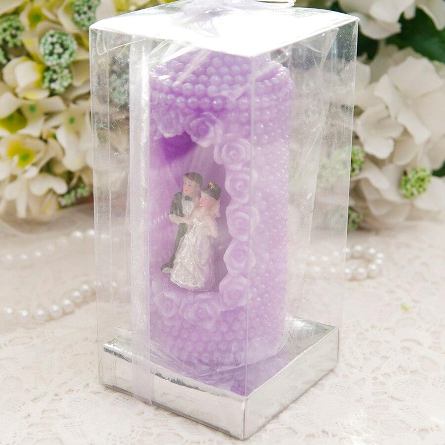 Anniversaire bougie fête cadeau bougies parfumées créatif Romance mariage décoration Velas De Cumpleanos bougie faisant des fournitures 50B27 - 4