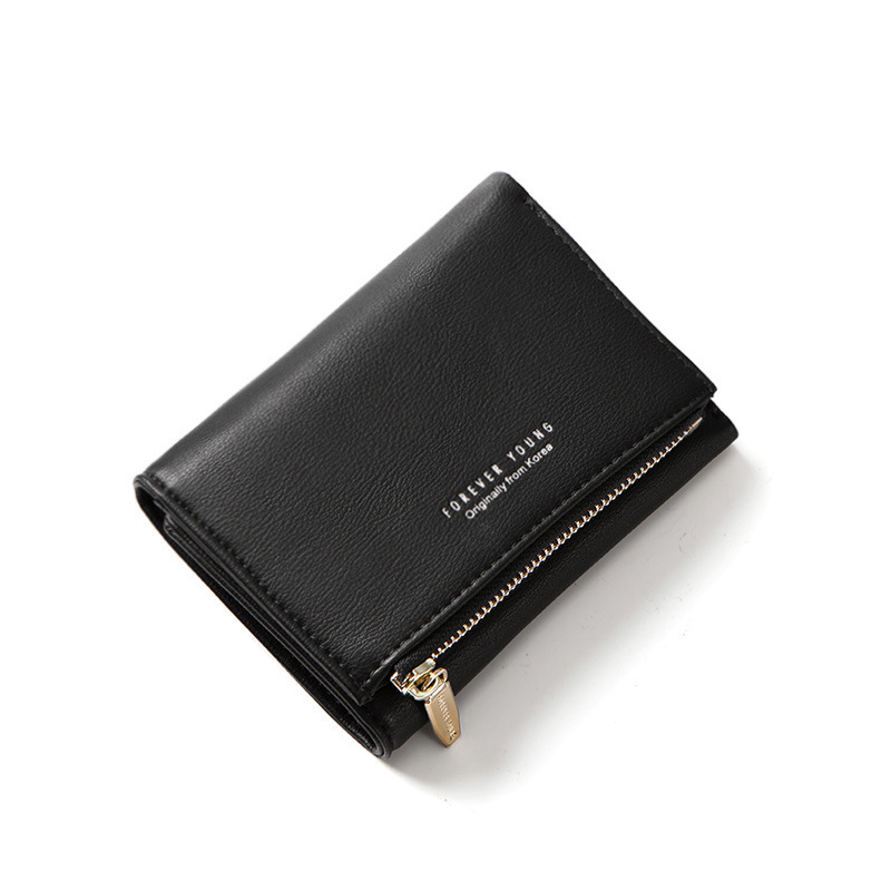 2019 Women Wallets With Individual ID Card Holder Zipper Coin Pocket Ladies Small Purses Female Wallet Carteira High Quality