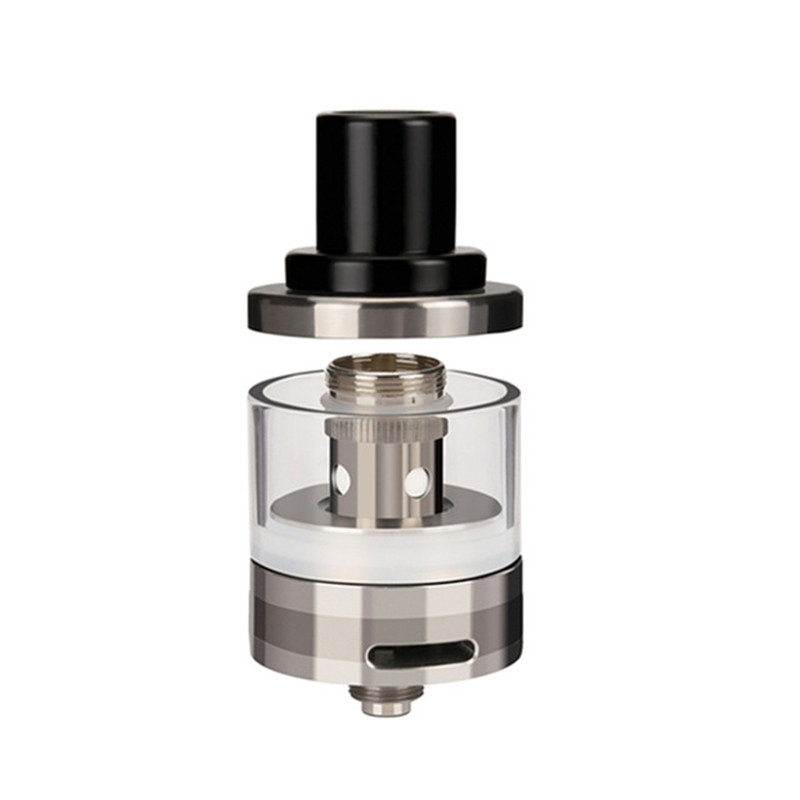 VapeSoon Original  EC-1 RTA 22MM Rebuildable Tank with EC Coil as iJust 2 S iStick Pico Kit Melo 3 mini Atomizer Core Head Coil enlarge