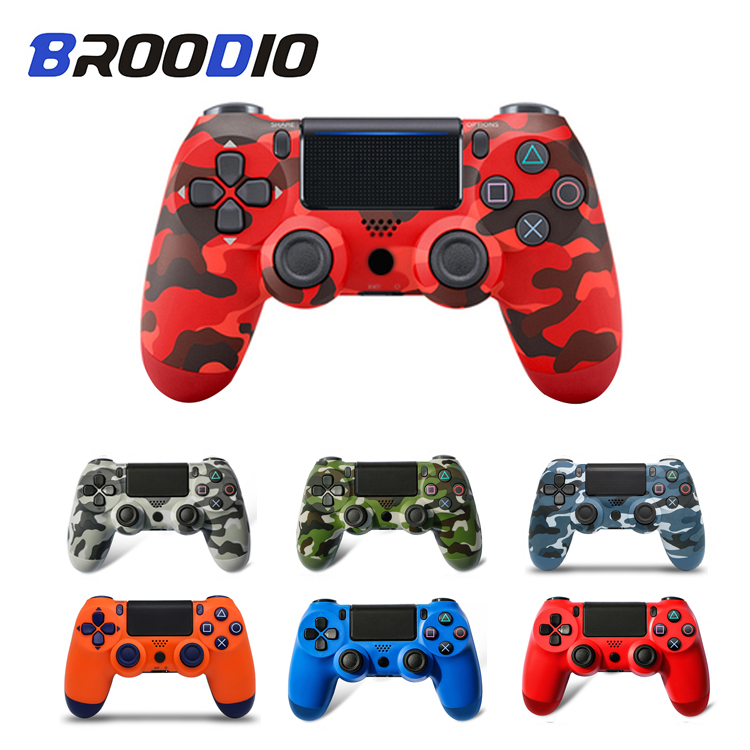 Up To 31% Off On Bluetooth Wireless Joystick For Sony PS4 Gamepads Controller Fit Console For Playstation Dualshock 4 Gamepad For PS3 Controller