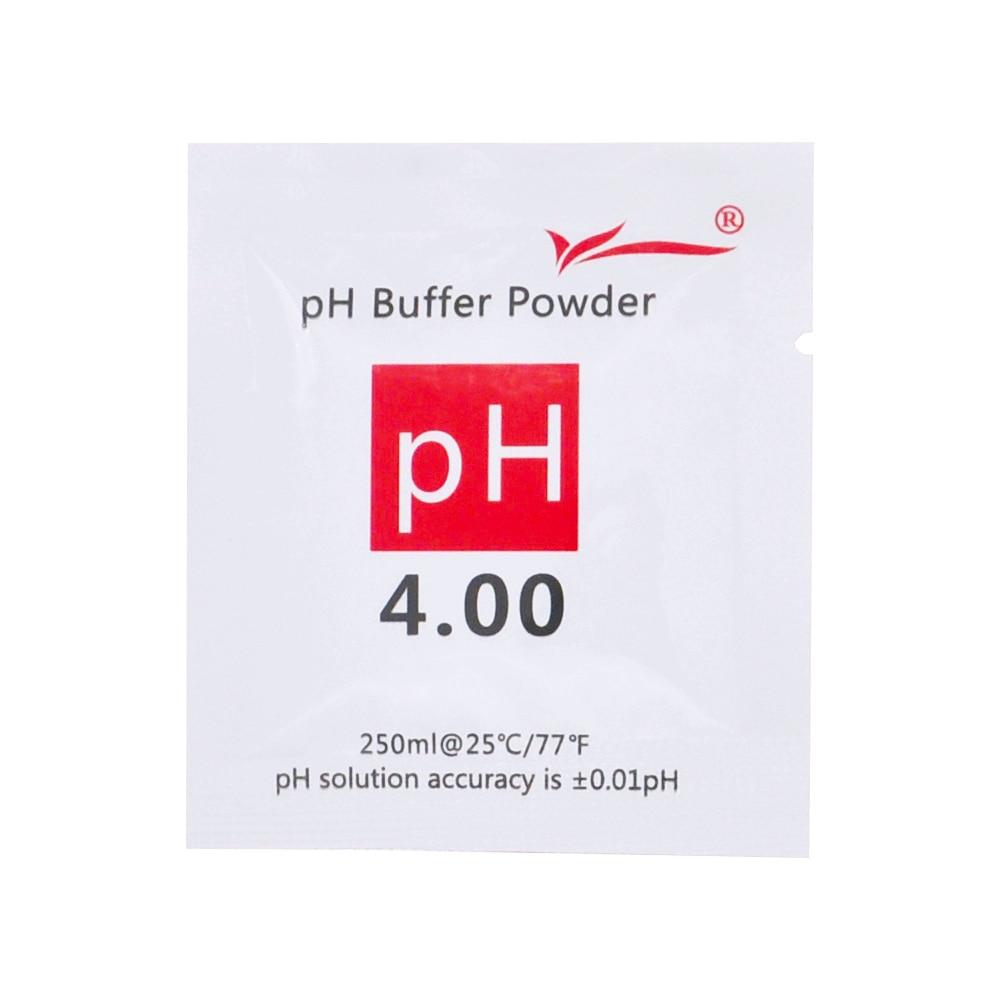 20pcs PH Buffer Powder for PH Test Meter Medida Solución de - Instrumentos de medición - foto 6