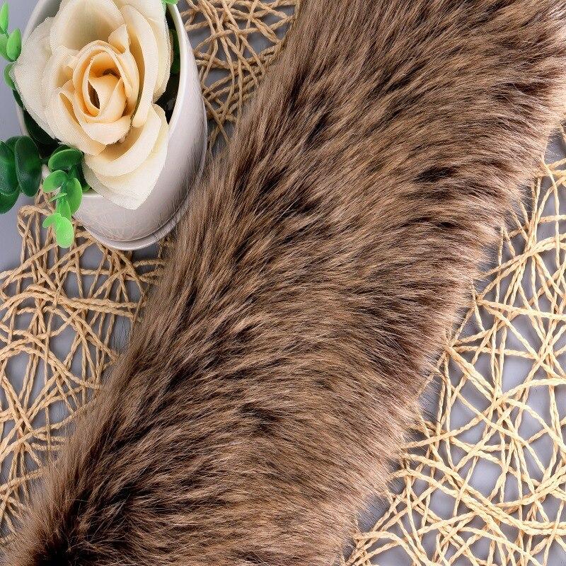 Café profond trois couleurs cheveux trois couleurs tresse cheveux tissu artificiel largeur 160CM tissu - 4