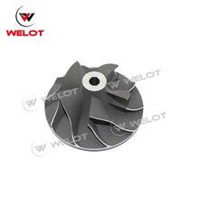 Casting-Compressor-Wheel Turbo for 740080 736168/753519/755042/.. WL3-0630