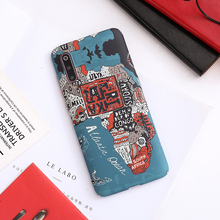 multicolor Africa map Plastic hard shell case For xiaomi MI 9 MI9SE MI8 SE PRO LITE MIX3 MIX2S K30 K20 PRO 9T PRO