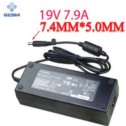 19V 7.9A zasilacz laptopa do HP Pavilion G4 G6 Adapter EliteBook 2170P 2530P 9470M 6530B ładowarka do laptopa G70 G71 Laptop AC|Adapter do laptopa|   -