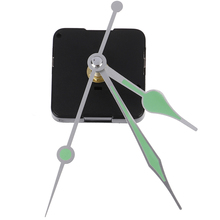 1pcs DIY Silent Quartz Movement Wall Clock Motor Mechanism Long Spindle Repair Parts
