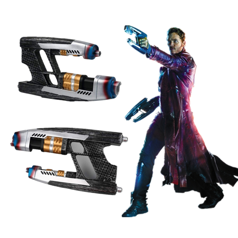 Star Lord Gun Blaster Resin 1:1 Replica Cosplay For Guardians Of The Galaxy Peter Quill Gun Weapon