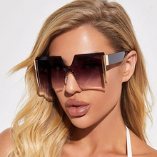 Luxury Sunglasses Shades Woman Eyewear Women Square for Female Hot-Selling