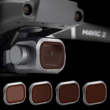 DJI MAVIC 2 Pro 카메라 필터 용 렌즈 필터 UV CPL ND 세트 ND16 ND32 ND4 ND8 편광판 중립 밀도 광학 유리 필터