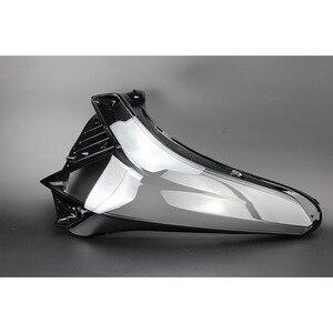 Image 2 - 자동차 헤드 라이트 렌즈 캐딜락 XT5 2016 2017 2018 헤드 램프 커버 교체 자동 쉘 밝은 램프 그늘 쉘 캡 갓