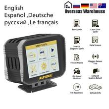AUTOOL X80 Car HUD Head Up Display OBD2 Scanner Diagnostic Code reader Speedometer Voltage Fuel Consumption Water Temperature