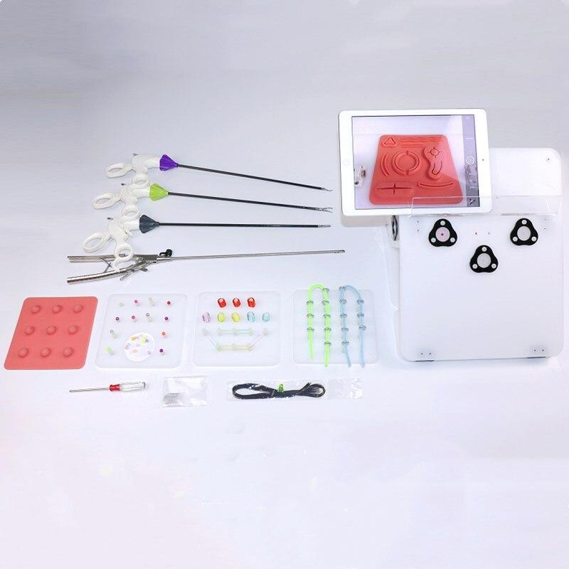 Laparoscopic Simulator Training Box Laparoscopic Surgical Instruments Separating Forceps/clip/scissors Teaching Equipment