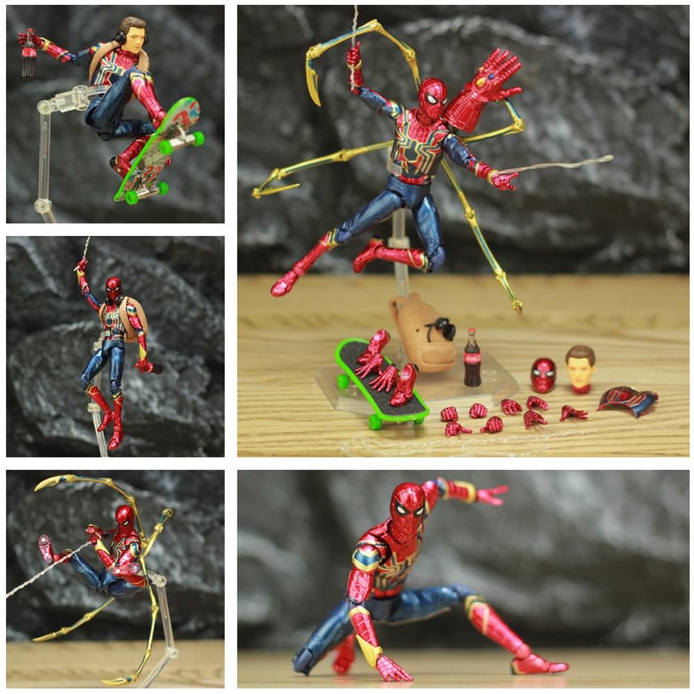 Marvel Avengers Iron Spider Man 6