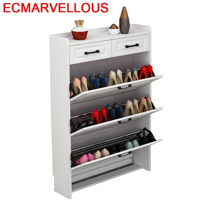 Para El Hogar Mobilya Organizador De Zapato Home Zapatero font b Closet b font Schoenenkast Cabinet