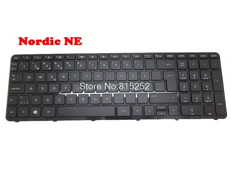 Клавиатура для ноутбука HP PAVILION 17-E000 17-E100 FR/US AER68U00210 9Z.N9HSQ.101 V140546BS1 725365-001 AER68U00310 720670-001