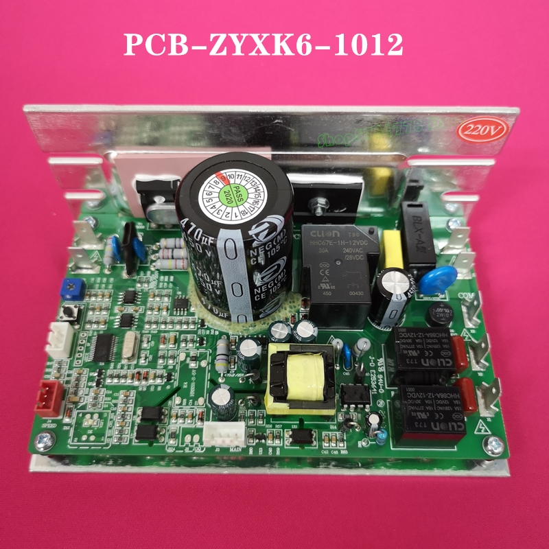 Board Power-Supply for SHUA Bc-1002/treadmill Mainboard-Pcb-Zyxk6-1012-V1.3-Replacement