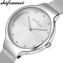 Shifenmei Luxury Brand Watches Women Bracelet Quartz Ladies Watch
