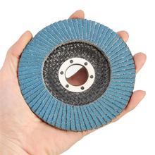 """40/60/80/120 חצץ טחינת גלגלים דש דיסקים 115mm 4.5 """"זווית מטחנות מלטש דיסקים מתכת פלסטיק עץ שוחק כלי"""