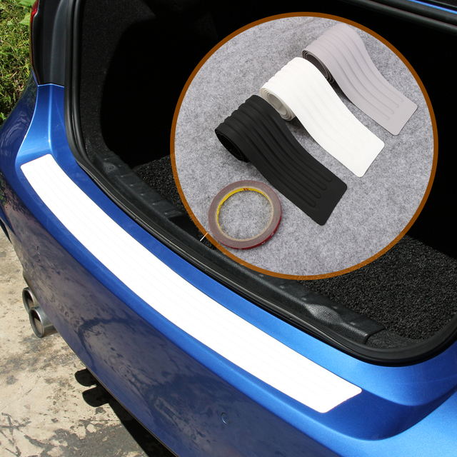 Protector de parachoques trasero 2019, accesorios novedosos para el coche, estilismo para el coche, novedoso para DACIA SANDERO STEPWAY Dokker Logan Duster Lodgy
