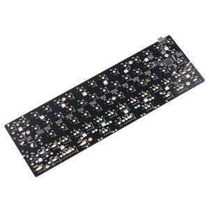 DZ60 60% Layout PCB Type-C Interface Custom Mechanical Keyboard PCB Board Support Customization(China)