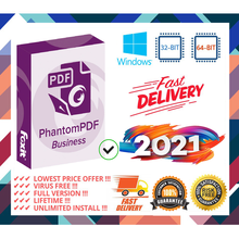 Foxit PhantomPDF Business 10🚀100% Delivery✅