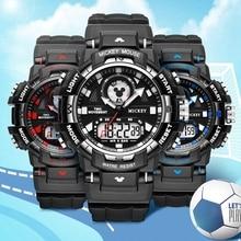 Big Sale Children Sport Fashion Wrist Watches Junior Rubber Strap Clock Clarm Luminous Time Kid Gift Boy Cool Hour Girl Top Love