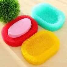 1 шт. креативный держатель для мыла, губка для конфет Colro, мыльница, набор для ванной комнаты, держатель для мыла, аксессуары для ванной комнаты, Прямая поставка