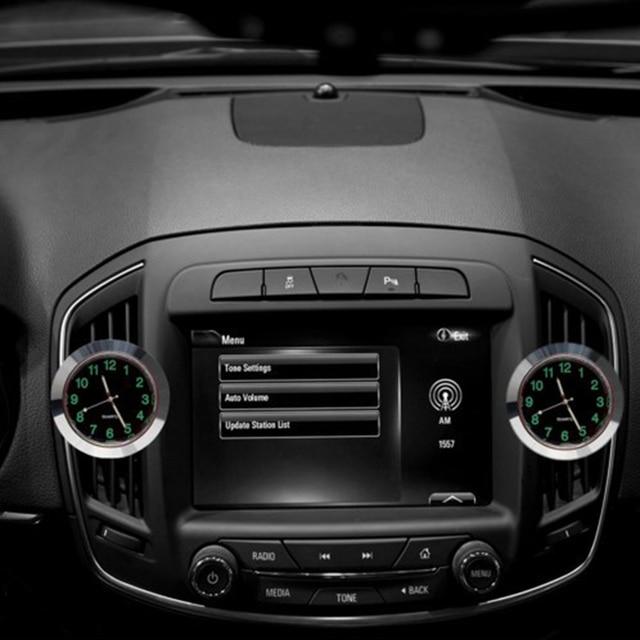 Horloge à Quartz avec clip Auto | Jauge dair, Mini voiture, évacuation dair, sortie dair, style de voiture pour Audi 100 200 Quattro 4