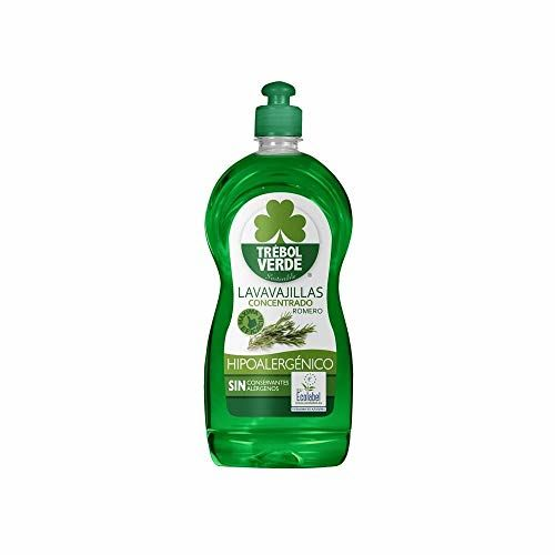 Dishwasher Rosemary ECO Clover Green 750 Ml