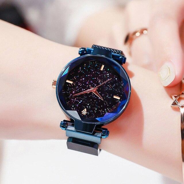 2019 נשים שעונים אישה יוקרה מותג אופנה פלדת נשים קוורץ שעונים נשי שעון גבירותיי שורש כף יד שעונים נשים של שעוני יד
