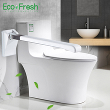 Ecofresh Туалет складной поручень Туалет Ванная комната для пожилых беременных женщин противоскользящие защитные ограждения
