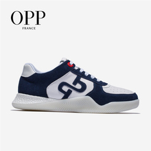 Men's Shoes Sneakers OPP Breathable Fashion-Color Denim Matching Outdoor