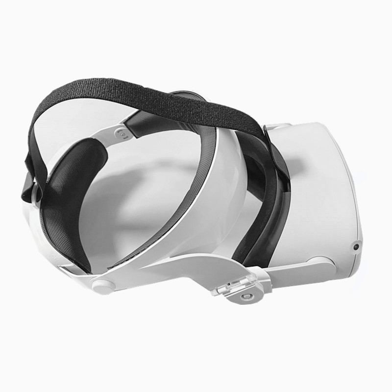 For Oculus Quest 2 Halo Strap Virtual Reality Supporting forcesupport Upgrades Head Strap For Oculus Quest 2 Accessories