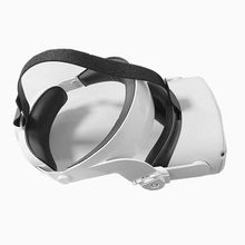 Para oculus quest 2 cinta de auréola realidade virtual apoio à força upgrades cabeça cinta para oculus quest 2 acessórios