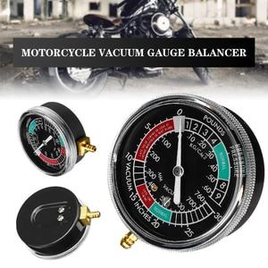 Image 2 - Calibrador de vacío de combustible para motocicleta y coche, carburador, sincronizador, medidor, equilibrador, herramienta Universal