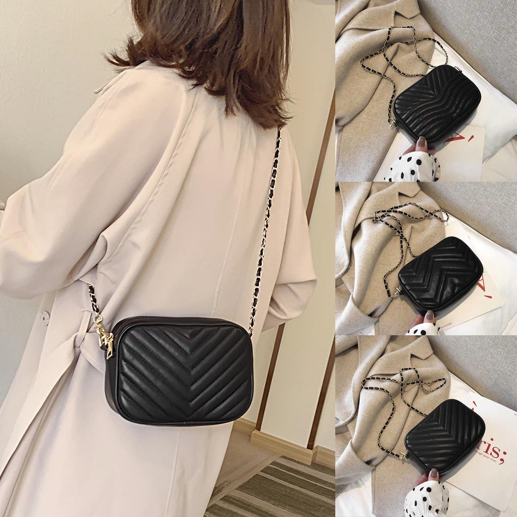 2019 High Capacity Bags For Women 2019 Leather Bag New Shoulder Bag Fashion Small Crossbody Bag Support Wholesale Dropshipping