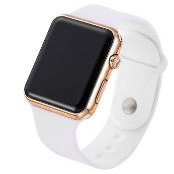 Reloj Deportivo E Informal Para Mujer, Reloj Digital Led De Silicona Para Hombre, Reloj Encantador Para Mujer, Reloj De Pulsera Para Niños, Reloj Hodinky