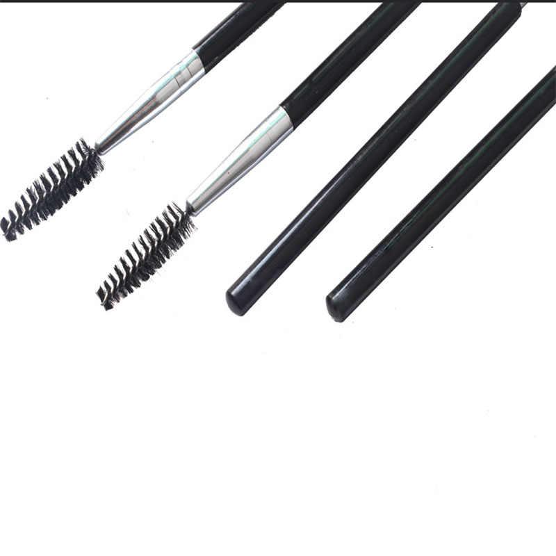 1/2Pcs Alis Sikat Profesional Alis Maskara Sikat Sisir Kuas Makeup untuk Kecantikan Pensil Alis Alat dan Aksesoris