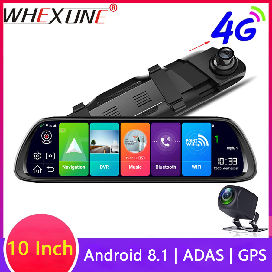 WHEXUNE 4G Android Car DVR 10