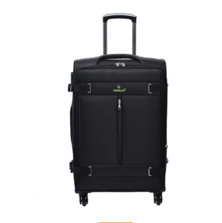 Travel Luggage Suitcase Travel  Rolling Luggage Bags On Wheel Business Oxford Spinner suitcase Wheeled bag trolley bags for men