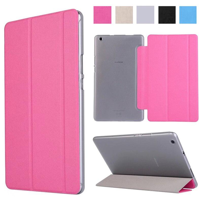 PU Leather Smart Case For Huawei MediaPad M3 Lite 10 BAH-W09/L09/AL00 10.1