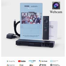 Android 10 TV Box Mecool KA2 ora riunione Online microfono per videocamera HD 1080P S905X4 DDR4 lettore multimediale intelligente da 16GB per televisione
