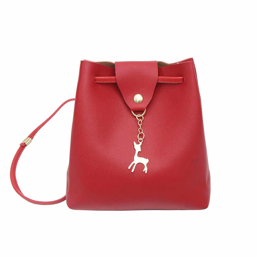 25 Mini Kulit Tas Selempang untuk Wanita 2019 Hijau Bahu Messenger Tas Perjalanan Wanita Dompet dan Tas Cross Tubuh tas