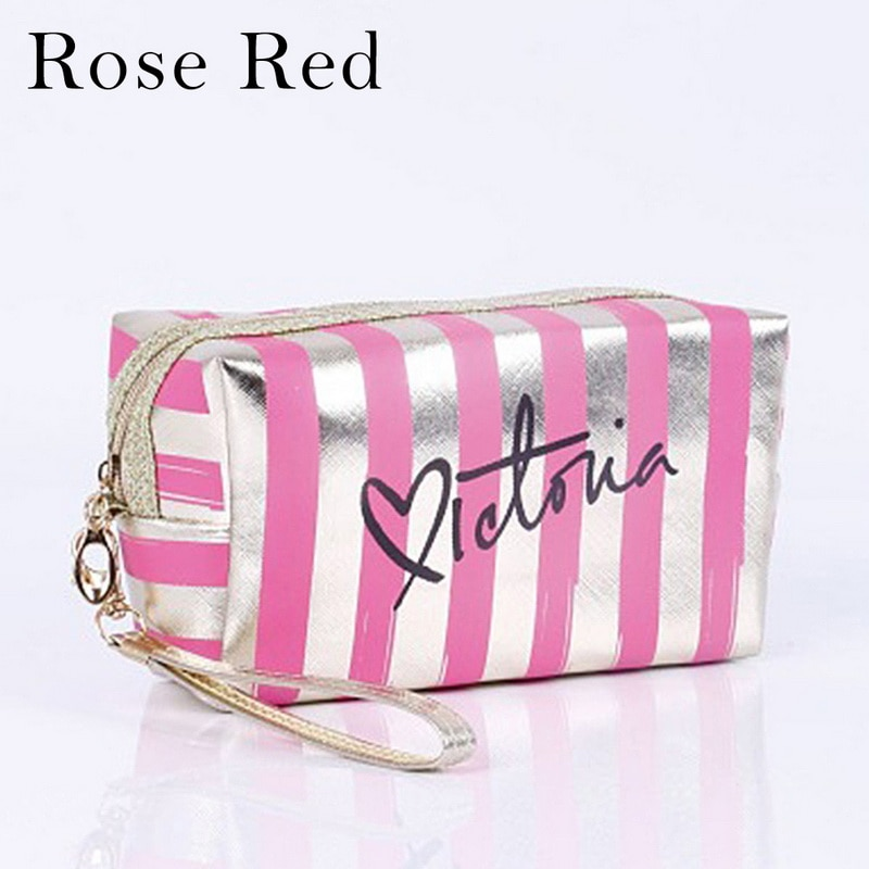 Fashion PU Leather Cosmetic Storage Bags 2020 New Women Make Up Bag PVC Pouch Wash Toiletry Bag Travel Organizer Case
