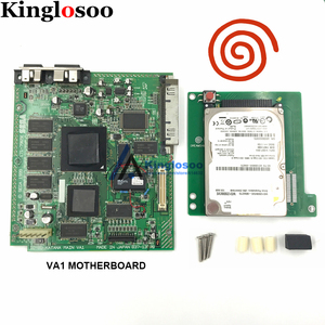 Image 2 - מקורי 120G קשיח פנימי דיסק משחק קונסולת VA0 VA1 האם עבור Sega Dreamcast DC w/120 PCS משחקים