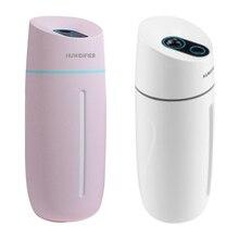 Humidifier Car Diffuser Essential-Oil Ultrasonic Portable Home USB Mist-Maker Mini