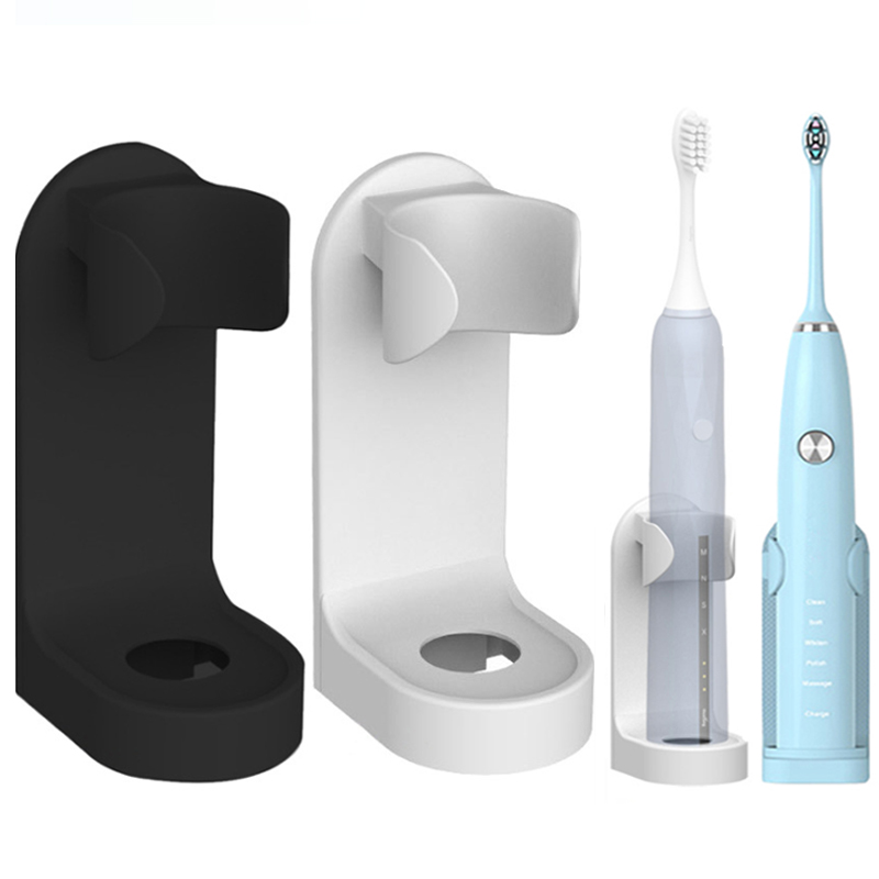 Stand-Rack Toothbrush-Holder Bathroom-Adapt Electric Wall-Mounted Traceless 90-%