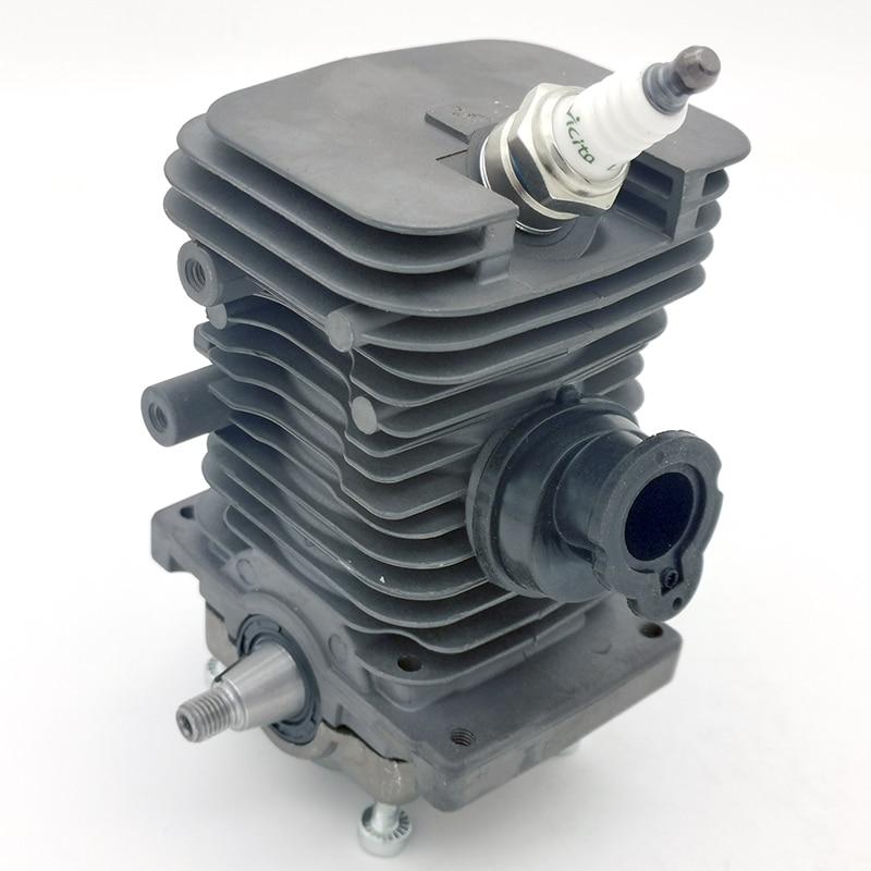 38 мм поршень цилиндра двигателя, коленчатый вал, комплекты для Stihl MS 180 MS180 018, быстрая замена запасных частей для бензопилы