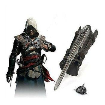 Assassins Creed Hidden Blade שרוול חרב פעולה איור Hidden Blade אדוארד נשק שרוולים חרבות יכול את ילדי פליטת מתנה