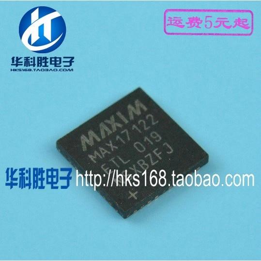 Original 1PCS / MAX17122ETL MAX17122